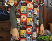 Custom L/XL Hospital Gown, Star Wars