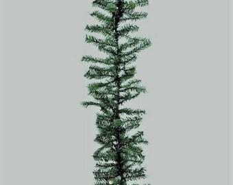 Christmas garland etsy vickerman 9 canadian pine artificial christmas garland sciox Image collections