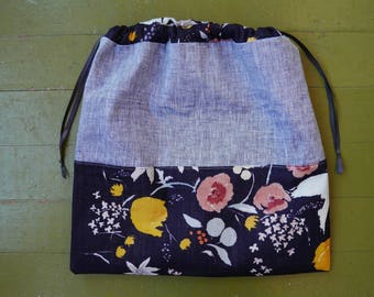favourite project bag - nani iro rakuen