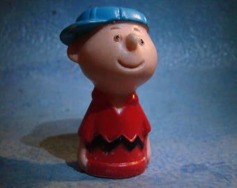 Vintage Figurine de Charlie Brown arachides 1956