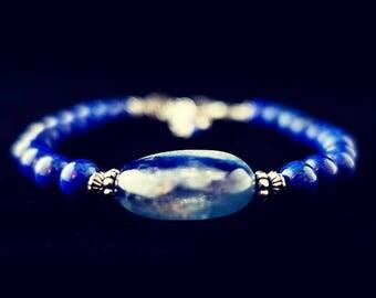 Blue Beauty Bracelet