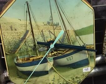 Sailboat tin