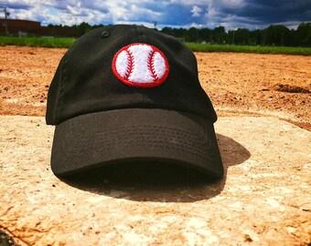 Baseball- Dad Hat