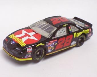 NASCAR Dale Jarrett #28 Havoline : Hot Rod, Man Cave, Refrigerator, Tool Box, Magnet