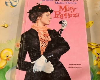 1964 Mary Poppins by Whitman