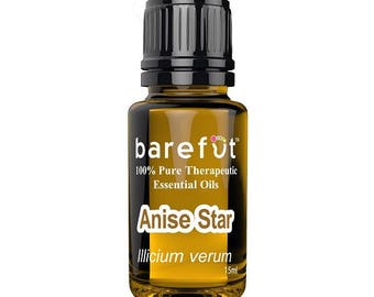 Anise Star Essential Oil, 15ml