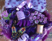 Purple--- Inspiration Kit ---