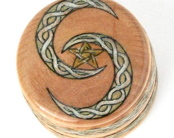 Celtic Trinket Box 23 - Réalta
