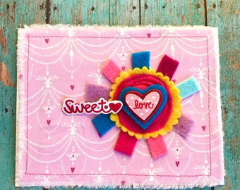 Valentine Greeting Card - 26