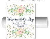 RESERVED for Casey - Wedding Favor Stickers for Lip Balm Chapstick
