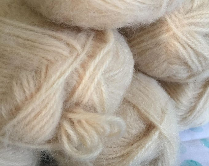 Vintage Lion Brand Molaine Mohair-Look Yarn