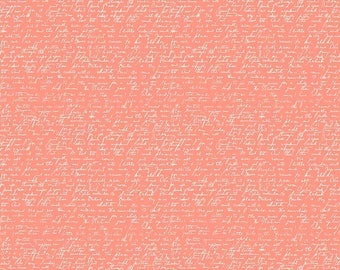 EXTRA20 20% OFF Ava Rose By Deena Rutter Script Coral