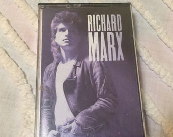 Richard Marx Cassette Tape Music