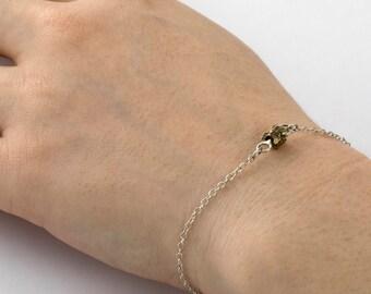 Bone Bracelet - Vertebrae Jewelry - Bone Jewelry - Spine - Real Skeleton - Biology Gifts - Specimen - Science Jewelry - Anatomy Jewelry