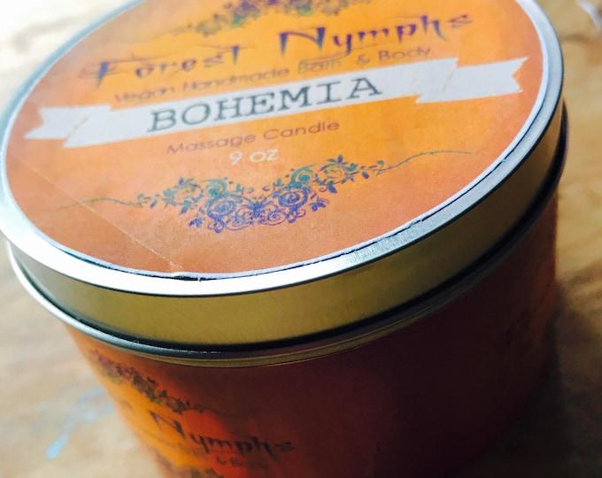 Bohemia Massage Candle