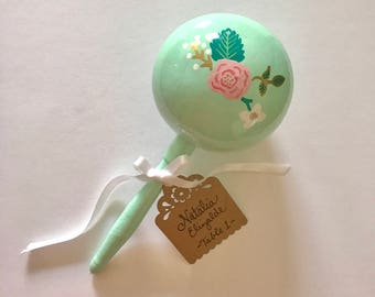 Wedding Place card and party favor Maracas and Laser cut Tags (many available) placecards Rifle paper bridal shower bridesmaid proposal