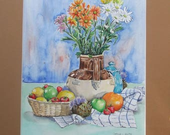 Still Life - Original Painting