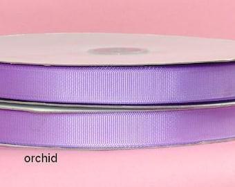 5/8 x 50 yds GROSGRAIN RIBBON - Orchid/Lavender    *Save 25%*