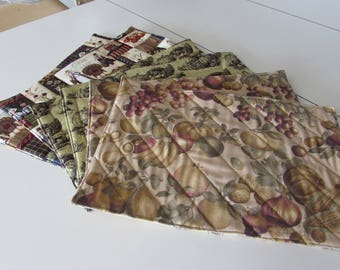 "QUILTED HOT PAD, Set of Two, 9"" x 14"""