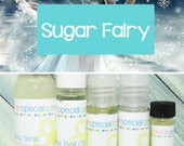 Sugar Fairy Perfume, Perfume Spray, Body Spray, Perfume Roll On, Room Spray, Perfume Sample Oil, Dry Oil Spray, You Choose the Product