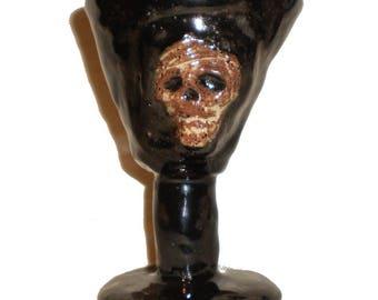 Skull Chalice