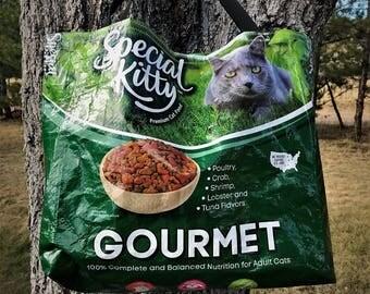 Kitty Feed Bag Tote