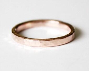 Rose Gold Fill Ring