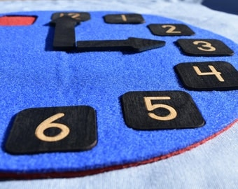 Clock Work Puzzle