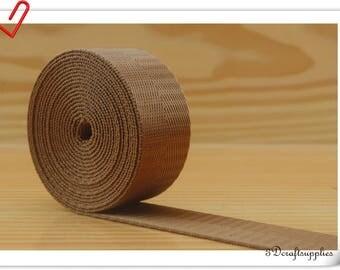 5 yards of 1.5 inch (38mm) Heavy weight Nylon webbing peru