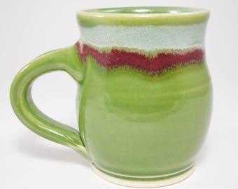 Handmade Coffee Mug - Handmade Pottery Mug - Handmade Ceramic Mug - Handmade Mug - Clay Mug - Stoneware Mug - In Stock