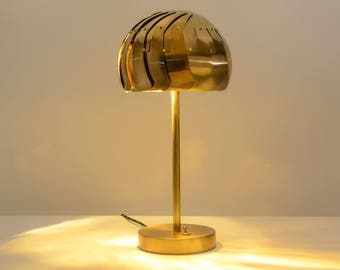Iris Table Lamp - LED, Brass or Stainless Steel - On Sale 33% off
