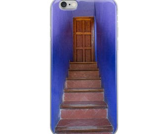 Barcelona Spain Park Güell Gaudi Stairs iPhone Case