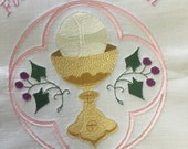 Communion Banner Custom Order RESERVED