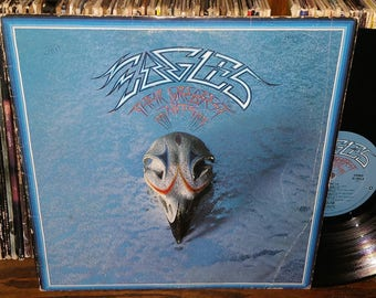 The Eagles Their Greatest Hits 1971-1975 Vintage Vinyl Record