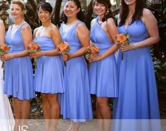 usa, MORGAN  Convertible Dresses for Bridesmaids /  Infinity Dress/  Bridemaids dresses