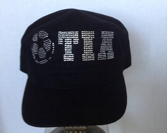 Soccer TIA (Aunt) Military Cap