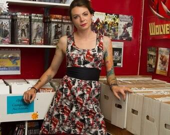 Antman Pin up dress