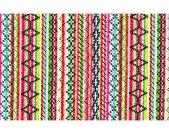 Michael Miller Fabric Lucia in color Multi, Choose your cut
