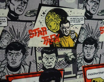 Star Trek Shirt Kirk, Spock, Sulu and Scotty, Choose your size Small up to 4X