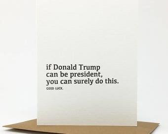 president card. #964