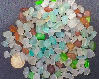 A-Sea Glass! Beach Glass! of Hawaii Beaches 175 JG! Sea Glass SALE! AQUA! Sea glass for Jewelry! Bulk Sea Glass! Sea Glass Bulk!
