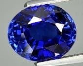 Reserved Listing 1 of  2 - 12mm Custom Cut lab pink sapphire & Kashmir Blue Asscher Cut