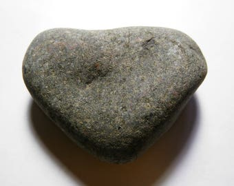 Natural Stone Heart Shaped Rock from Lake Superior  item 8