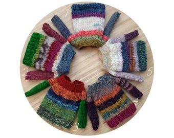 Blythe OOAK Frankensweaters