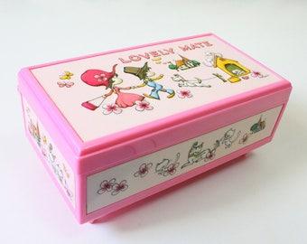 Vintage Lady Mate Music Box