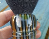 Disco Ball 26mm Synthetic Tuxedo Shaving Brush, Chunky Handled, 26 mm