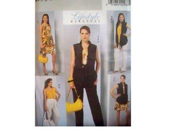 Butterick 5364 Women's Outfit Pattern - Uncut