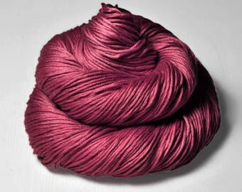 Poisoned blood - Silk/Cashmere Fingering Yarn