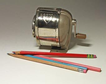 Vintage Boston Pencil Sharpener - circa 1950's