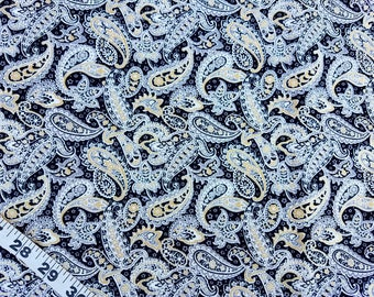 Cotton And Flannel Quilt And Sewing Fabric By